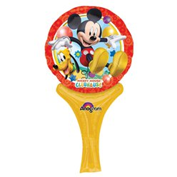 Mickey Mouse Inflate a Fun Balloon - 12