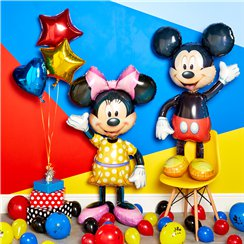 Mickey Mouse Balloon Kit