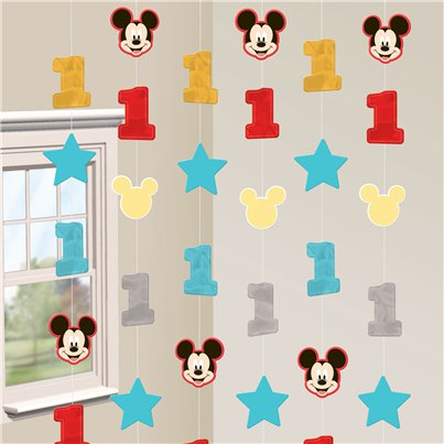 Baby Mickey Fun One String Decoration
