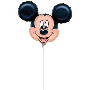Mickey Mouse Mini Foil Balloon - 9