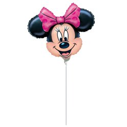 Minnie Mouse Mini Foil Balloon - 9