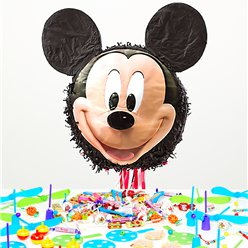 Mickey Mouse Pull Piñata Kit