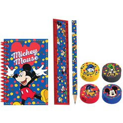 Mickey Mouse Stationary Pack