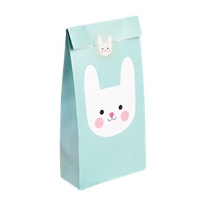 Miko Panda, Bunny and Cat Paper Party Bags