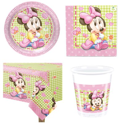 Baby Minnie Value Party Pack