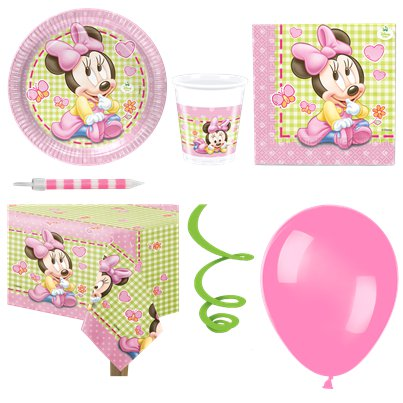 Baby Minnie Deluxe Pack