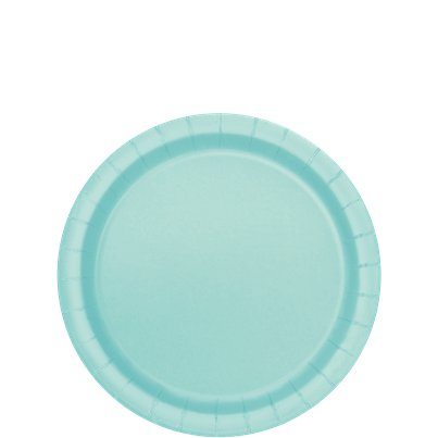 Mint Green 18cm Paper Party Plates