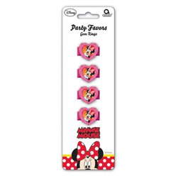 Minnie Mouse Gem Rings