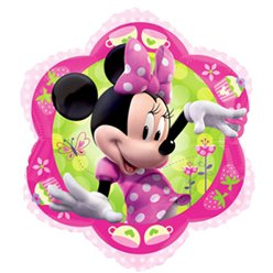 "Minnie Mouse Pink Balloon - 18"" Foil"