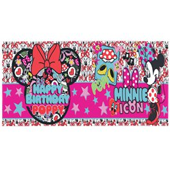 Minne Mouse Giant Customisable Banner - 1.2m