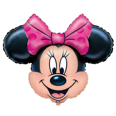 Minnie Mouse Supershape Balloon - 28