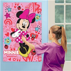 Minnie Mouse Kiss Game
