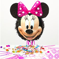 Minnie Mouse Pull Piñata Kit