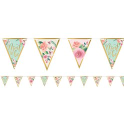 Mint To Be Bunting