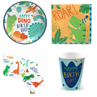 Dino-Mite Value Party Pack