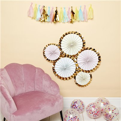 Pick & Mix Pastel Decoration Kit