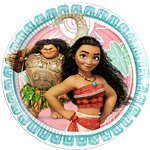 Disney Moana Plates - Paper Party Plates 23cm
