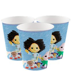 Moon and Me Paper Cups - 266ml