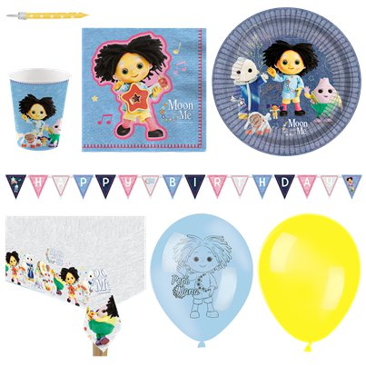 Moon and Me Party Pack - Deluxe Pack for 16