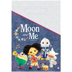 Moon and Me Loot Bags