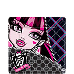 Monster High Plates - 17cm Paper Party Plates