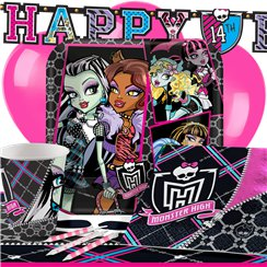 Monster High Party Pack - Deluxe Pack for 8