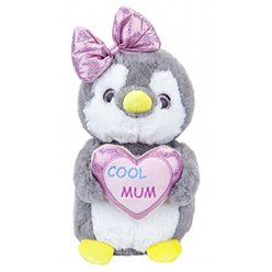 Cool Mum Penguin Teddy