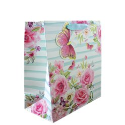 Butterflies Medium Gift Bag