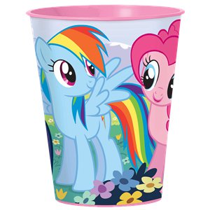 My Little Pony Plastic Favour Cup - 455ml