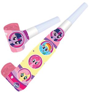 My Little Pony Blowouts