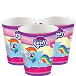 My Little Pony  - 266ml Paper Party Cups