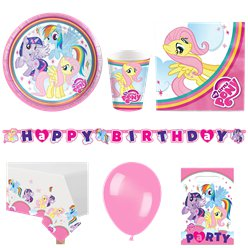 My Little Pony Deluxe Party Pack