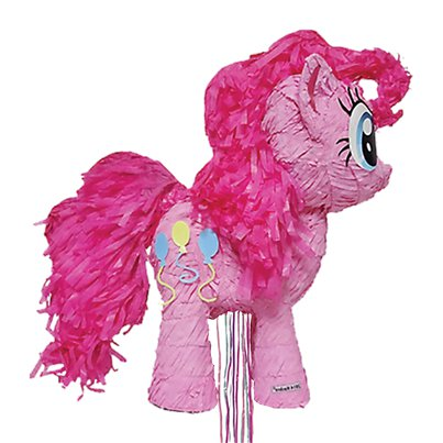 My Little Pony Pinkie Pie Pull Pinata