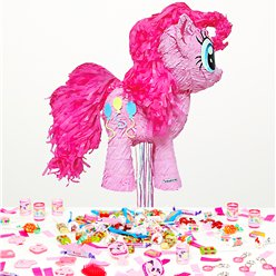 My Little Pony Pull Piñata Kit