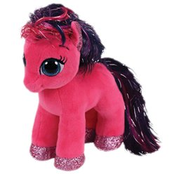 TY Ruby My Little Pony Beanie Boo Toy