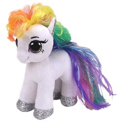 TY Starr My Little Pony Beanie Boo Toy