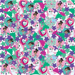 Nella The Princess Knight Table Confetti - 14g