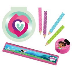 Nella The Princess Knight Stationery Set