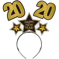 New Year's Eve 2020 Headband