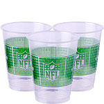 NFL Drive Cups - 455ml Plastic Party Cups