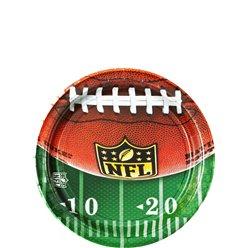 NFL Drive Dessert Plates