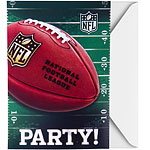 NFL Invitations and Thank Yous