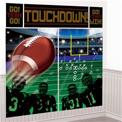 Football Scene Setter Decorating Kit - 1.5m