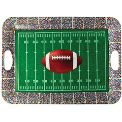 American Football Plastic Tray