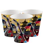 Lego Ninjago Paper Party Cups - 266ml