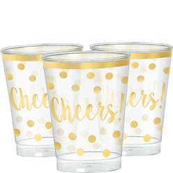 New Year's Cheers Tumbler - 295ml