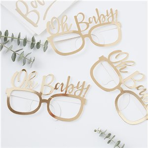 Oh Baby 'Oh Baby!' Fun Glasses