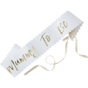 Oh Baby 'Mummy To Be' Sash