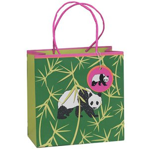 Panda Eco Gift Bag - Medium