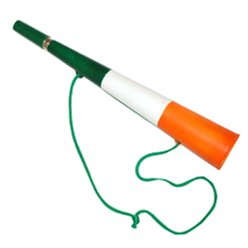 Irish Flag Party Horn